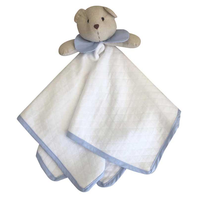 Naninha Malha para Bebê - Urso
