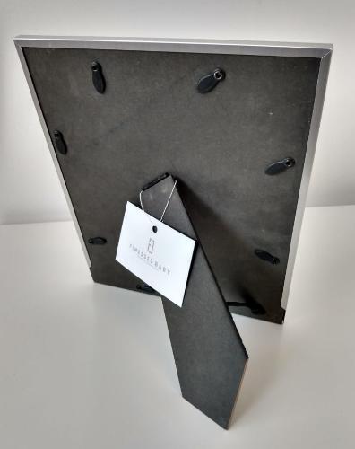 Porta retrato prateado (20x25cm)