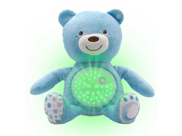 Projetor - Bebê Urso - Azul