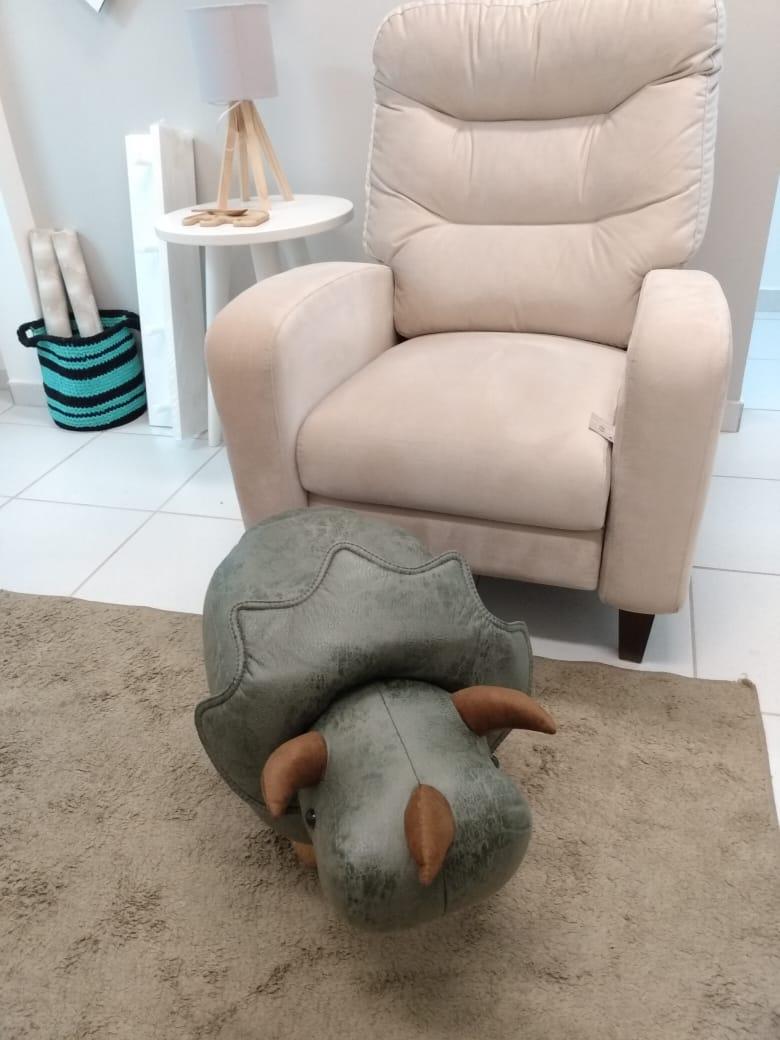 Puff Dinossauro Triceratops
