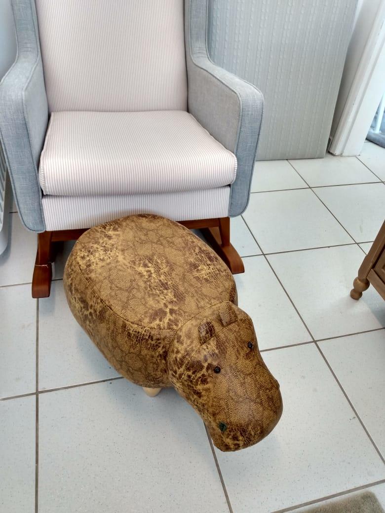 Puff Hipopotamo