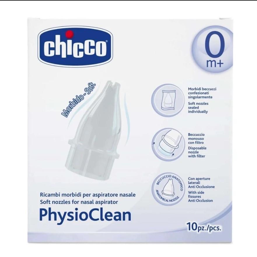 Recargas Para Aspirador Nasal Kit C/ 10 Unidades - Chicco