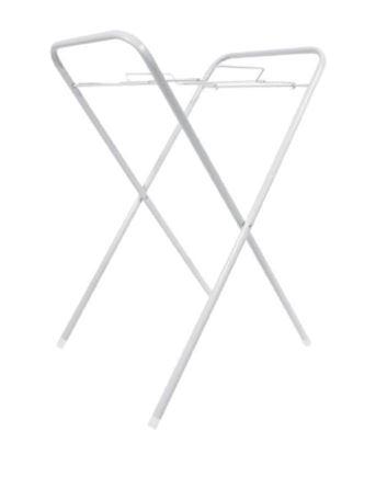 Suporte Para Banheira Branco NINOS - Desmontável - Super Compacto