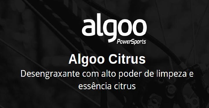 ALGOO PRO - DESENGRAXANTE CITRUS