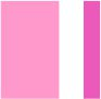 rosa c/branco e pink