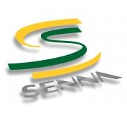 2 Adesivos S do Senna - Edição limitada