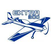 Adesivo Aeromodelismo Extra 300 - Várias Cores