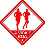 Adesivo Coleção Vinil Studio - A Vida É Boa! Corrida