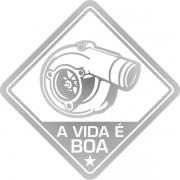 Adesivo Coleção Vinil Studio - A Vida É Boa! Turbinado