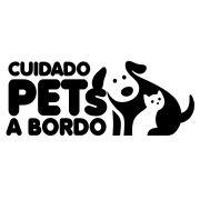 Adesivo Cuidado Pets a Bordo