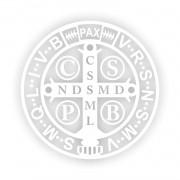 Adesivo Medalha de São Bento - 30CM