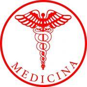 Adesivo Medicina