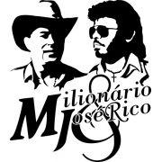 Adesivo Milionário e José Rico