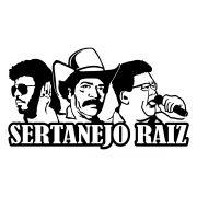 Adesivo Sertanejo Raiz - Tião Carreiro - Zé Rico - Chico Rey