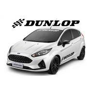 Adesivo Tuning Dunlop 100cm - Qualidade Vinil Studio