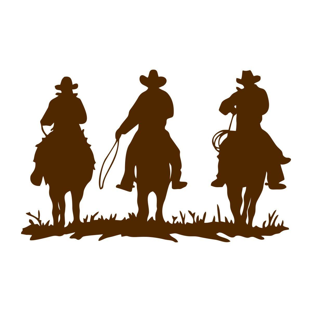 Adesivo 3 Cavaleiros