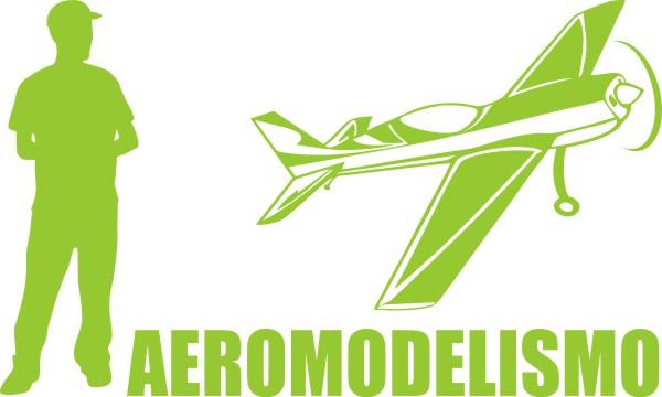Adesivo Aeromodelismo