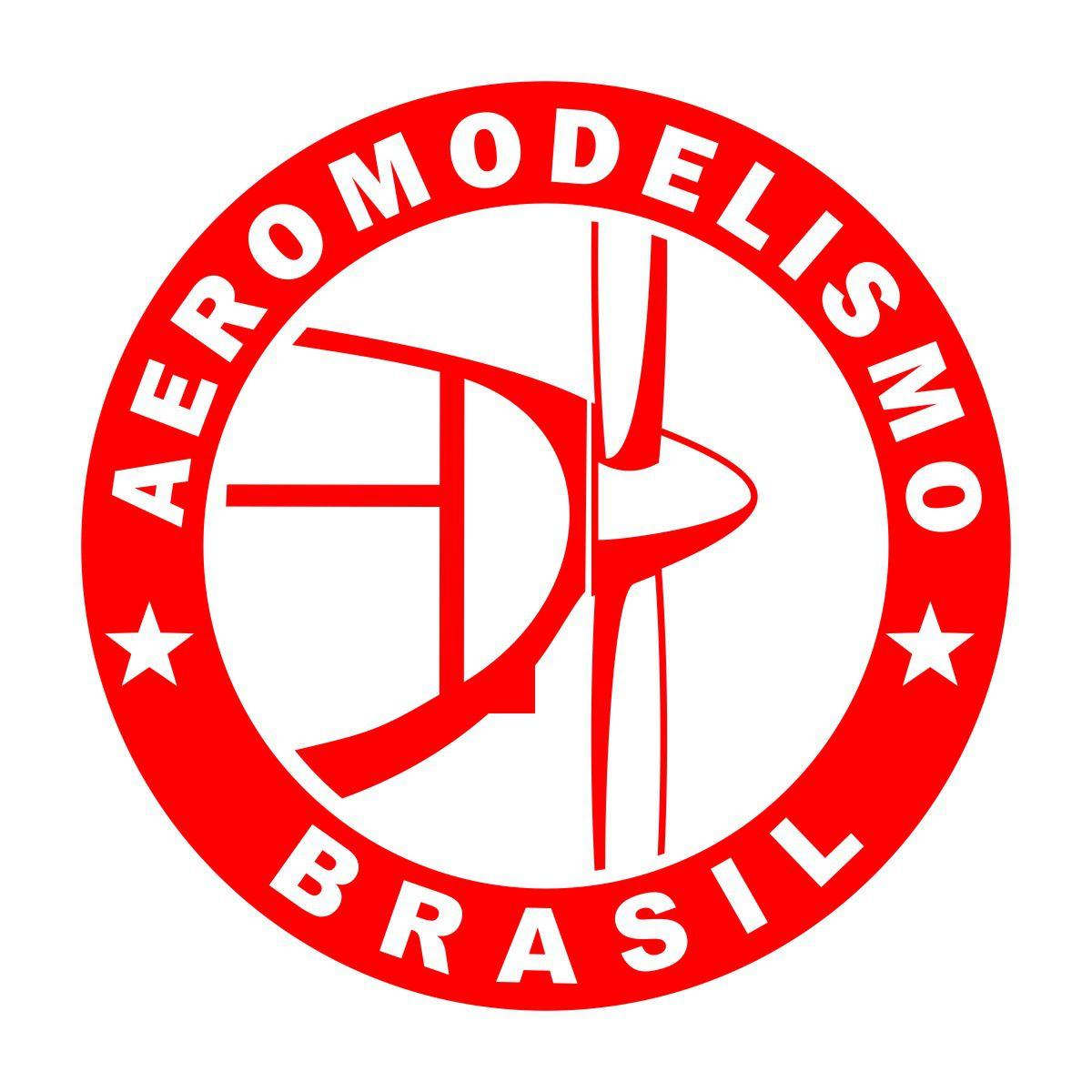 Adesivo Aeromodelismo Brasil