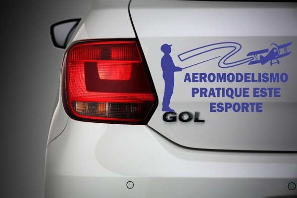 Adesivo Aeromodelismo Pratique Este Esporte