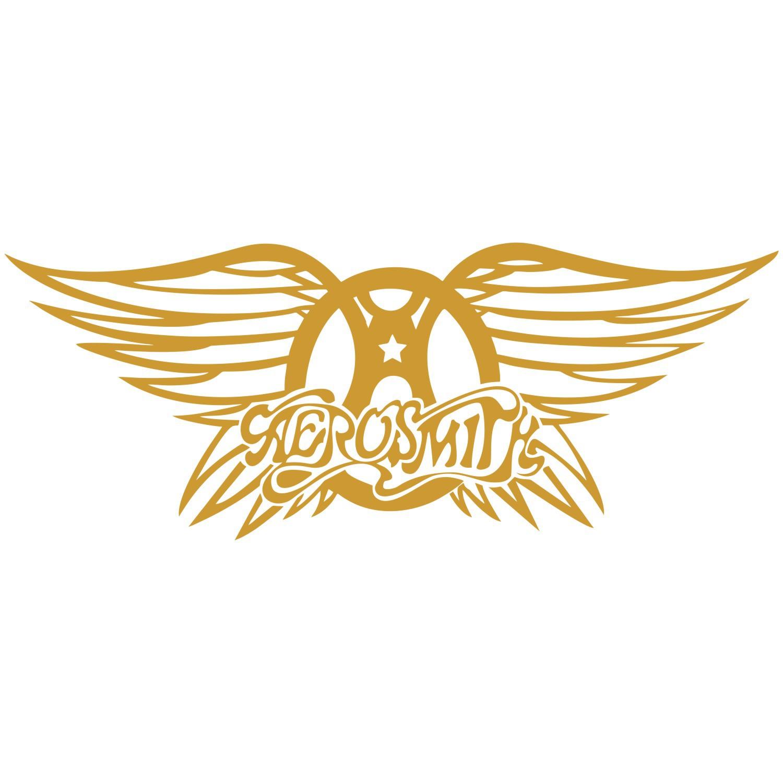Adesivo Aerosmith - Mod1 - Várias Cores