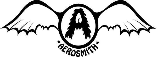 Adesivo Aerosmith - Mod2 - Várias Cores