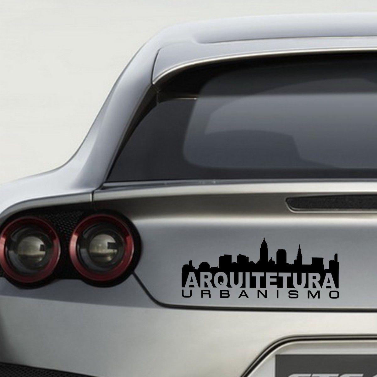 Adesivo Arquitetura