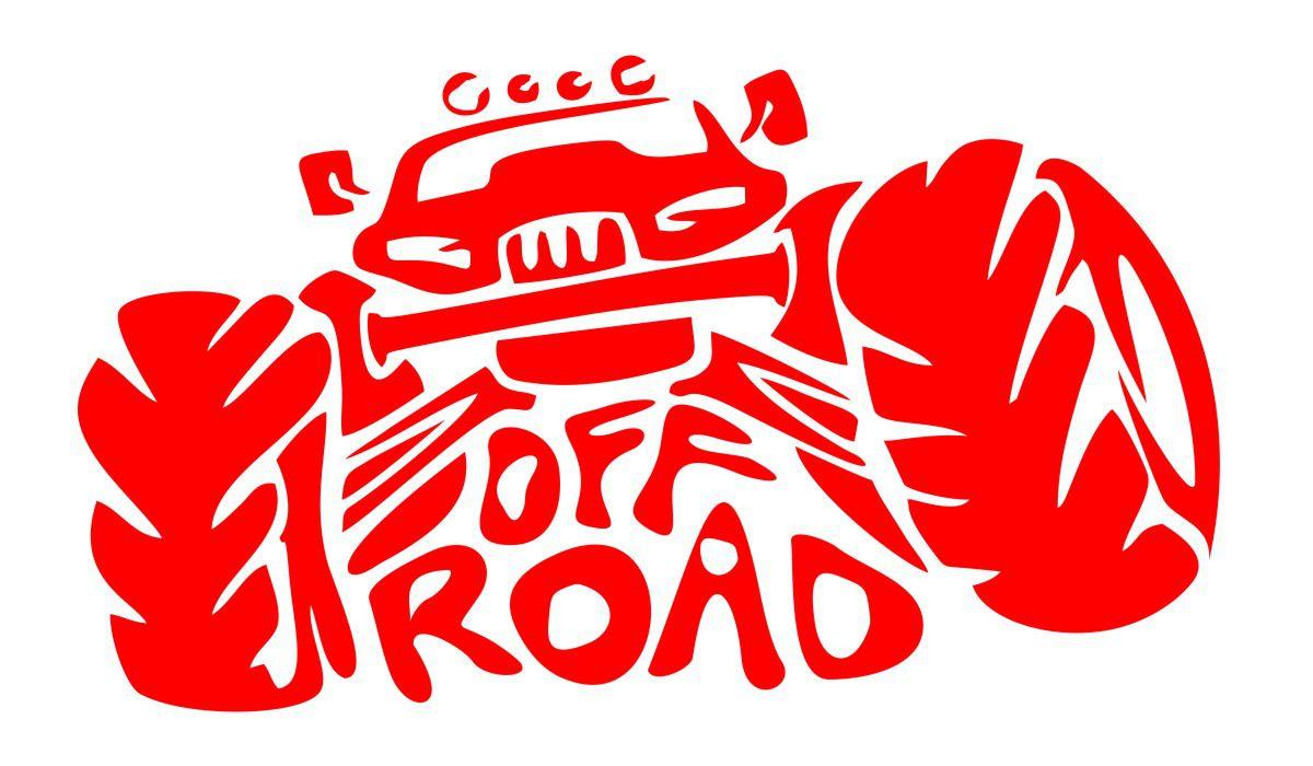 Adesivo Automodelismo Off Road