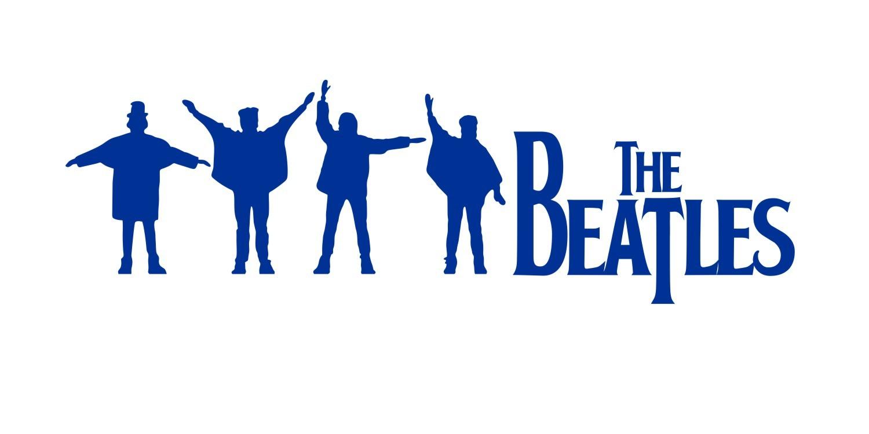 Adesivo Beatles - Várias Cores