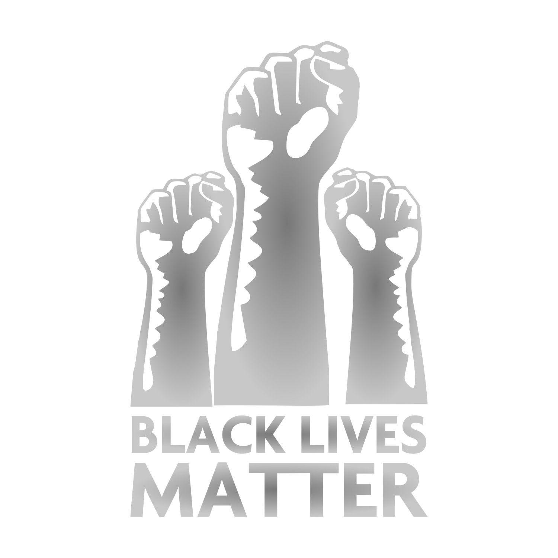 Adesivo Black Lives Matter - Vidas Negras Importam