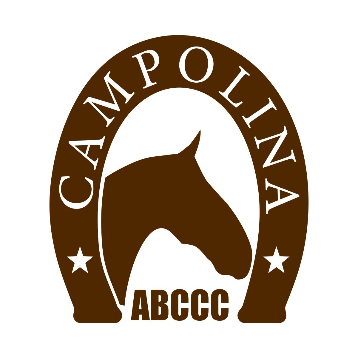 Adesivo Cavalo Campolina