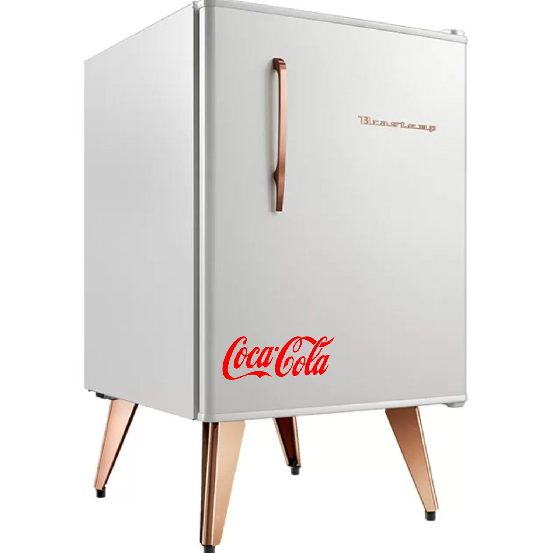 Adesivo Coca Cola - 2 unidades