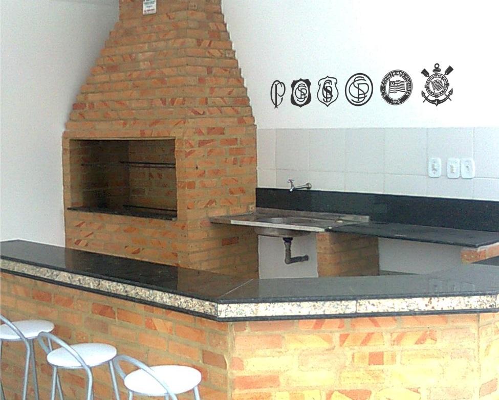 Adesivo Corinthians Evolução do escudo - 1,20 metros