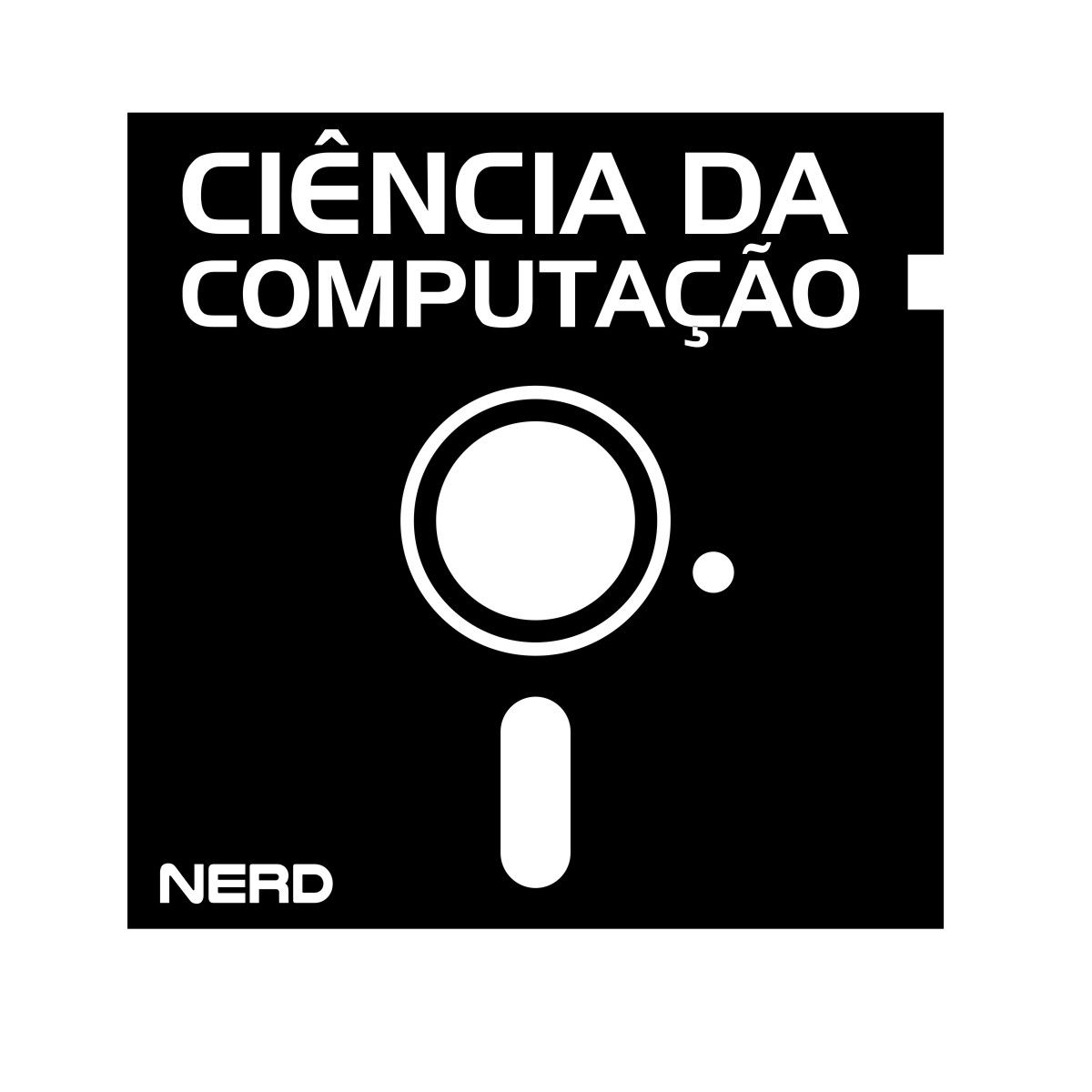 Adesivo Curso ou Profissão Ciência da computação