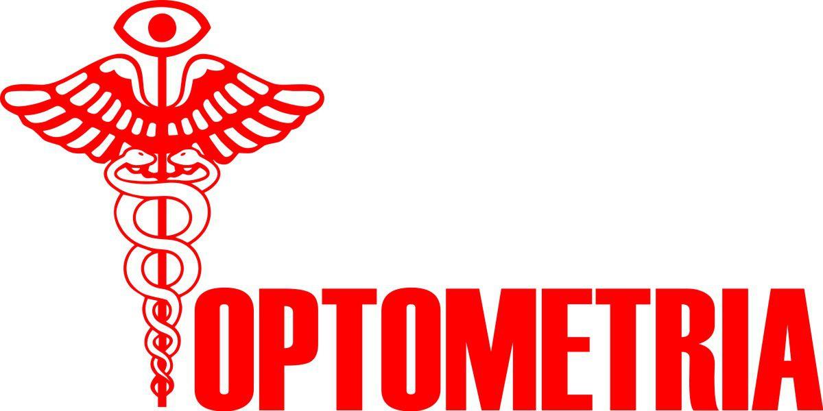Adesivo Curso ou Profissão - Optometria