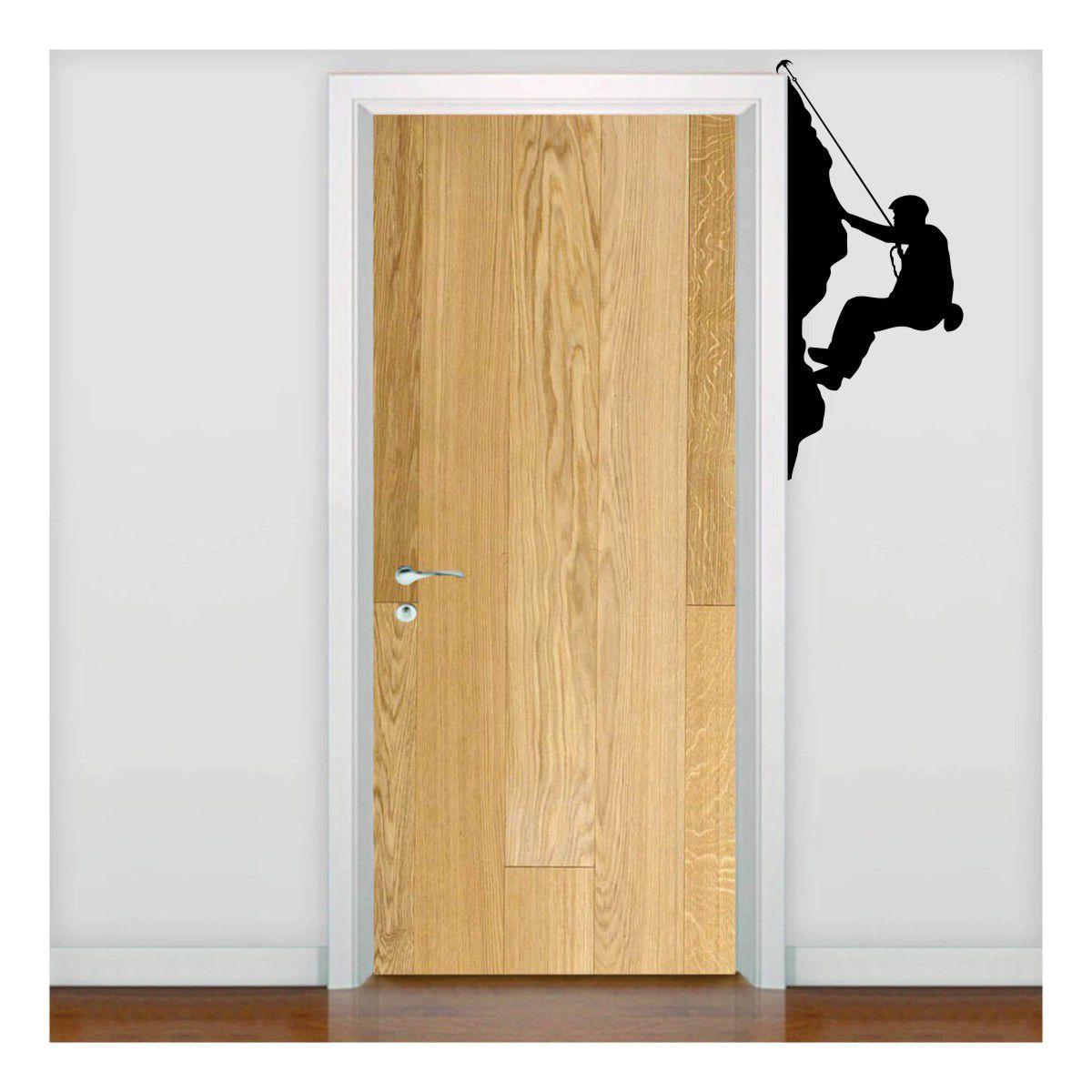 Adesivo Escalada para canto de porta ou Janela