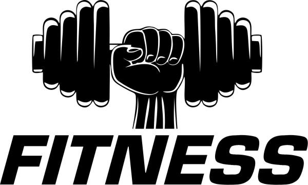 Adesivo Fitness Masculico