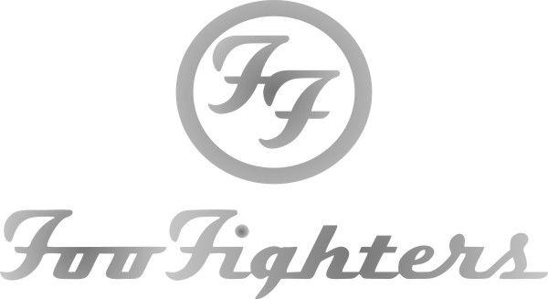 Adesivo Foo Fighters - Várias Cores