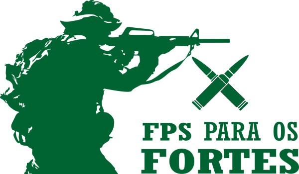 Adesivo FPS Para os Fortes