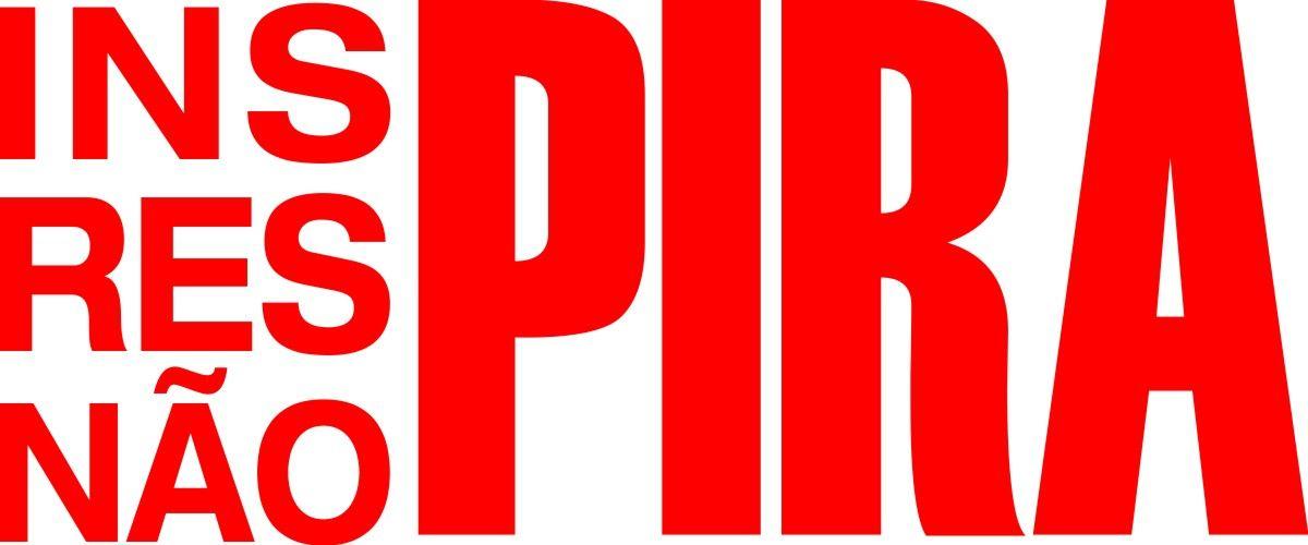 Adesivo Frase - Motivacional - Inspira, Respira, Não pira