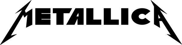 Adesivo Metallica - Várias Cores