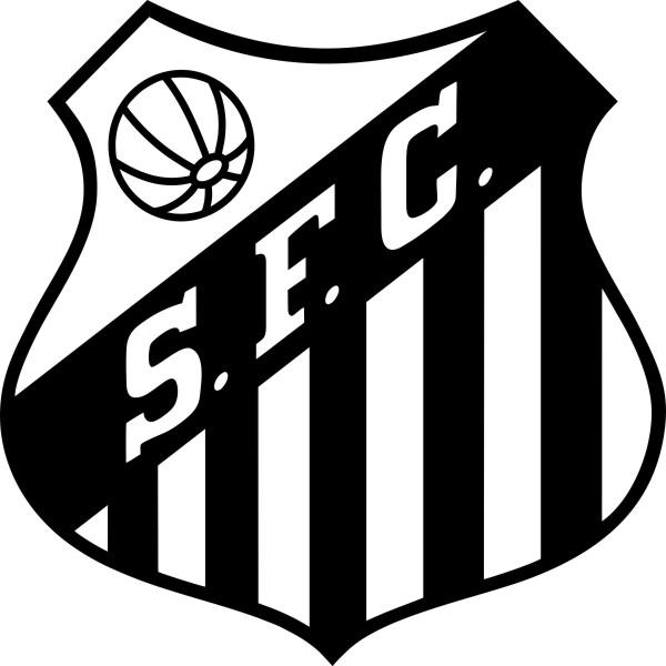 Adesivo Santos
