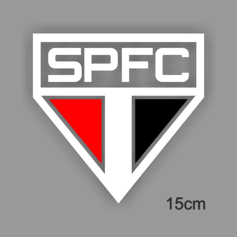 Adesivo São Paulo Futebol Clube
