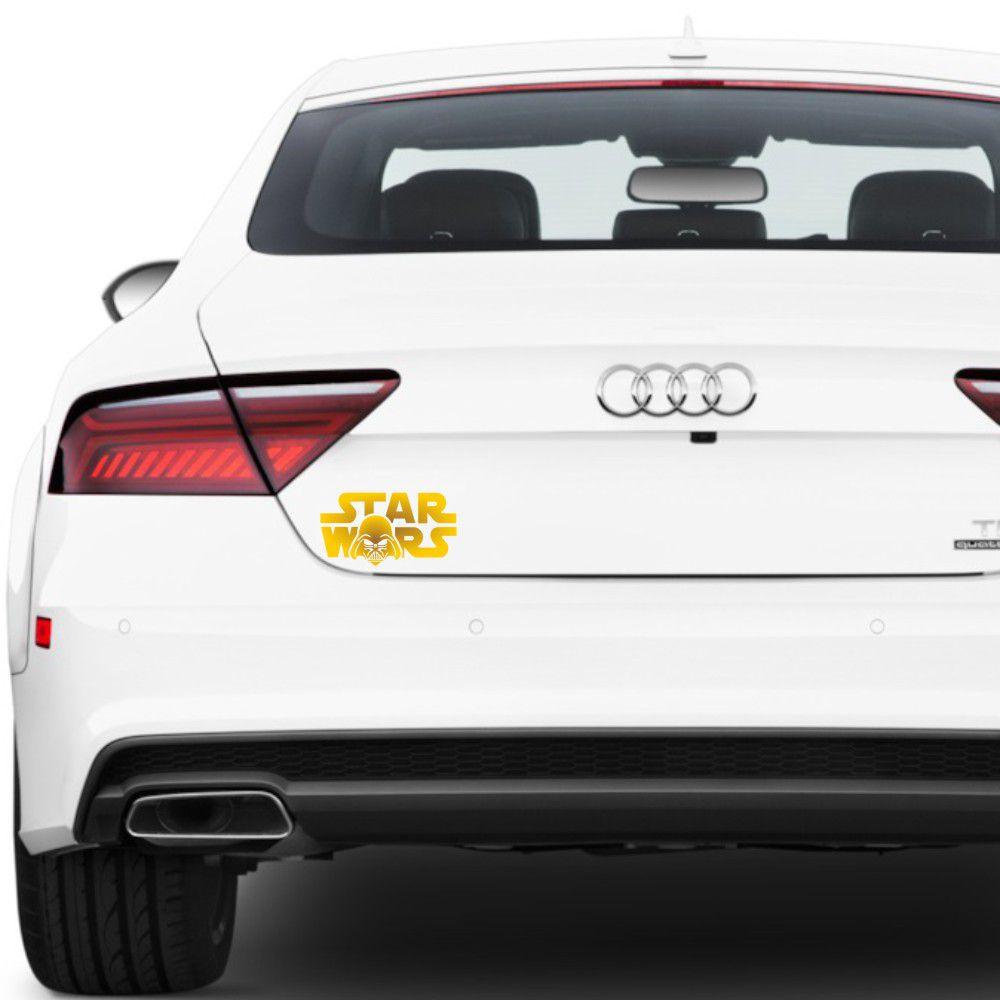 Adesivo Star Wars Logo Mod1 - Várias Cores