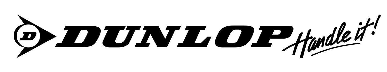 Adesivo Tuning Dunlop mod 2 100cm - Alta Qualidade