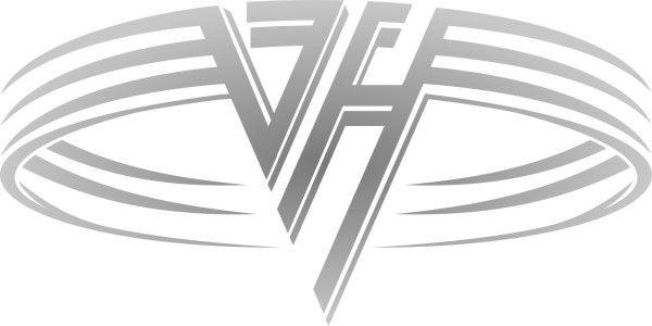 Adesivo Van Halen - Várias Cores