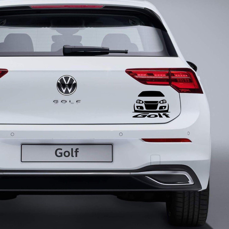 Adesivo VW Golf Frente