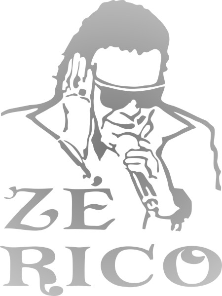 Adesivo Zé Rico - modelo 1