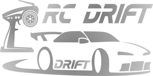 Adesivo Drift RC
