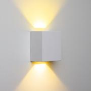 Arandela Externa Facho Duplo LED Integrado 6W