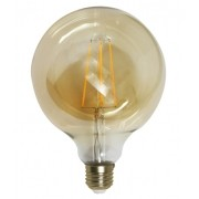 Lâmpada Filamento LED Bulbo Tipo Filamento de Carbono Vintage G120 4w Bivolt